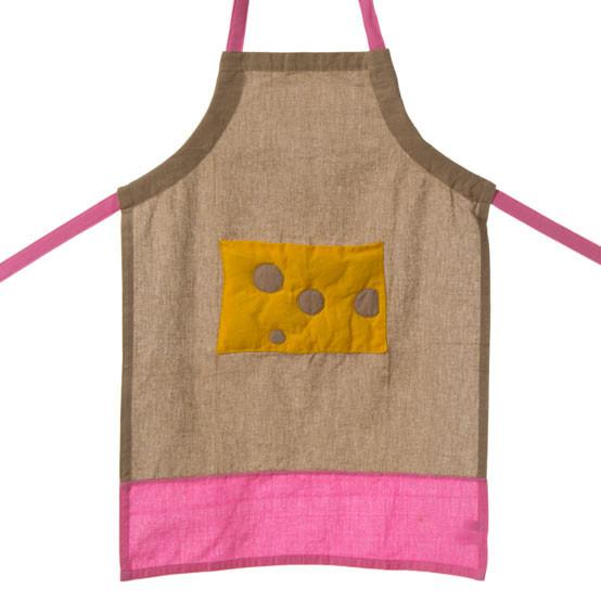Kid's Cheese Apron