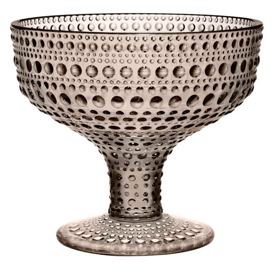 Kastehelmi Dewdrop Footed Bowl
