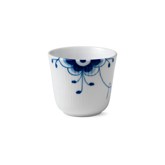 Blue Fluted Mega Thermal Mug