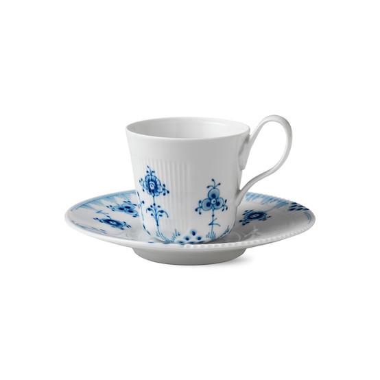 Blue Elements Cup & Saucer