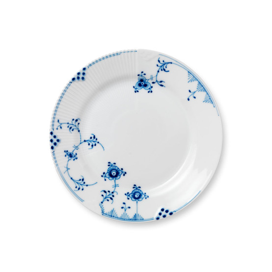 Blue Elements Salad/Dessert Plate