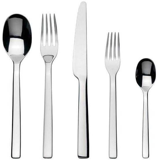 Ovale 5 Piece Cutlery Set