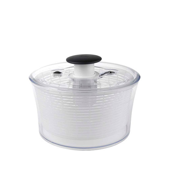 Good Grips Salad and Herb Spinner - Clear