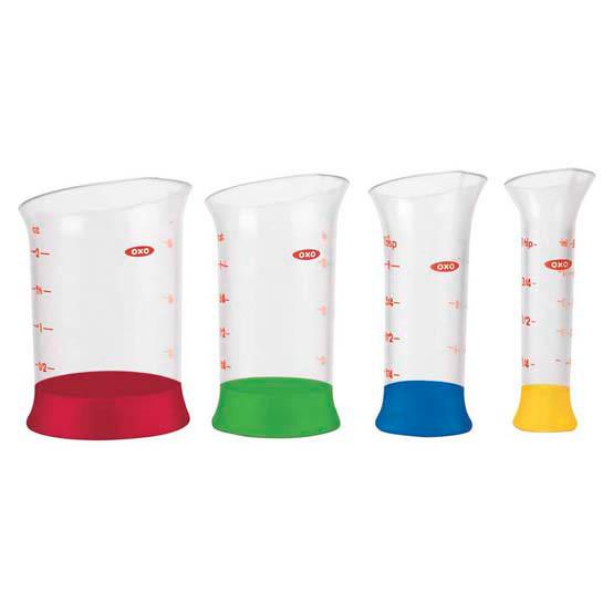 Good Grips 4 Piece Mini Measuring Beaker Set