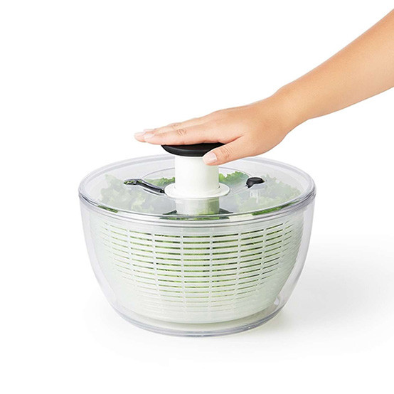 Good Grips Clear Salad Spinner