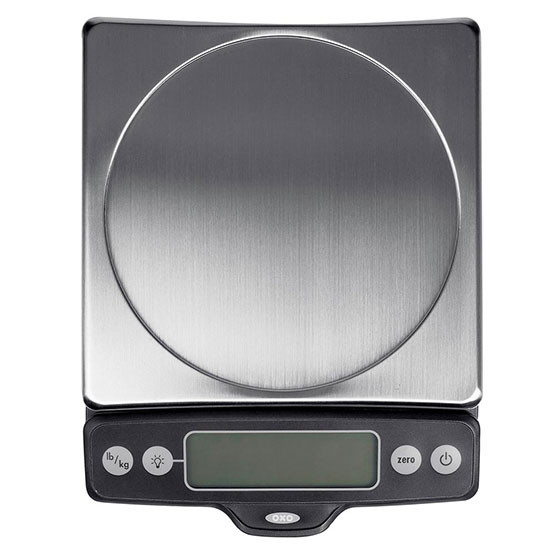 Good Grips 11lb Food Scale
