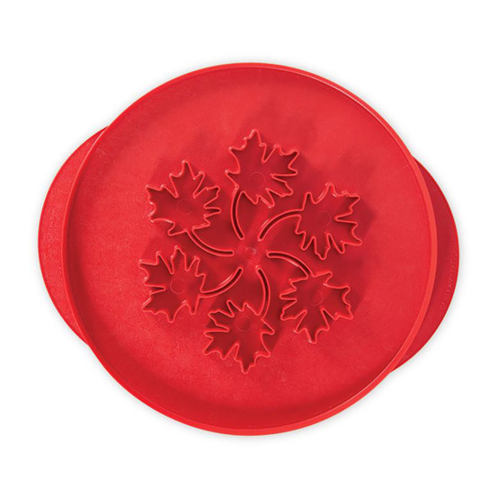 Leaves and Apples Pie Top Cutter