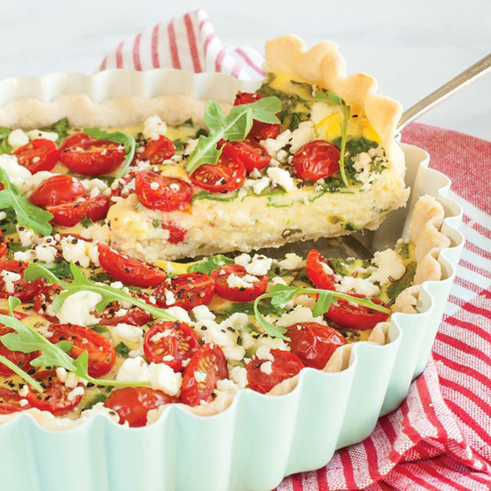 Quiche and Tart Pan