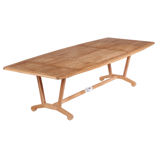 Chesapeake 110 inches Rectangular Dining Table