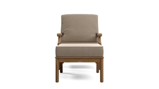 Chesapeake Deep Seating Armchair With Cushion