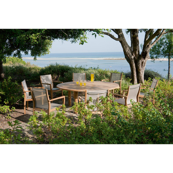 Drummond Round Dining Table 59 inch