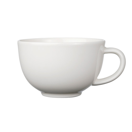 24H Coffee Cup in White
