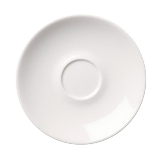 "24H Saucer 6.7"" White"