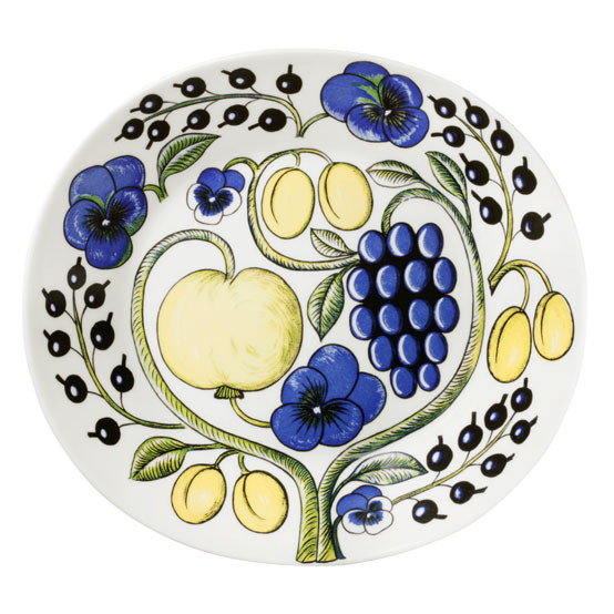 Paratiisi Oval Plate 10 Inches