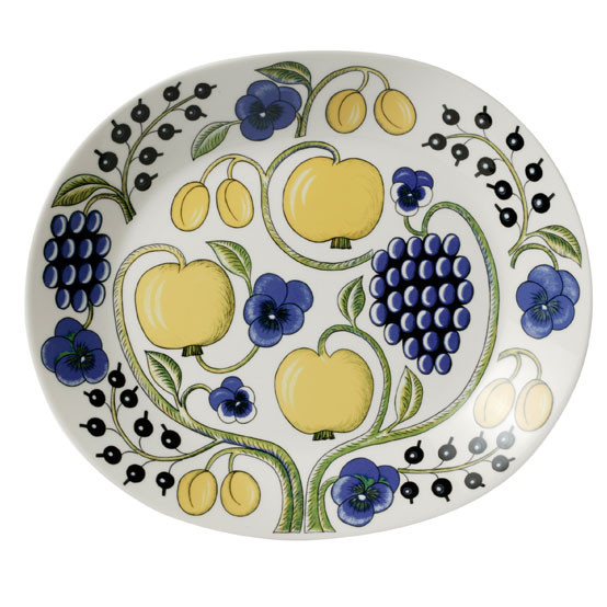 Paratiisi Oval Platter 14 Inches