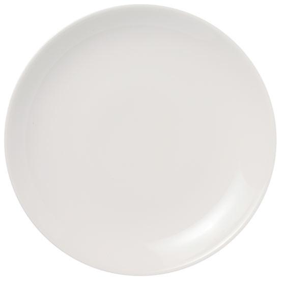"""24H Dinner Plate White 10.2"""""""