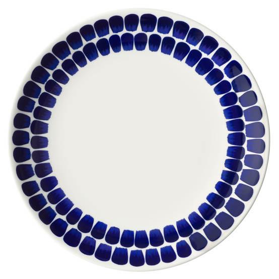 """24H Tuokio Dinner Plate 10.2"""""""