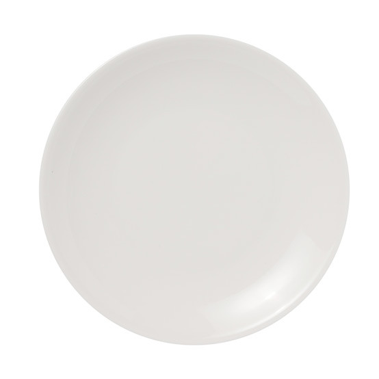 "24H Salad Plate White 8.3"""