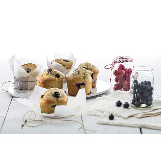 Muffin Silicone Baking Mold