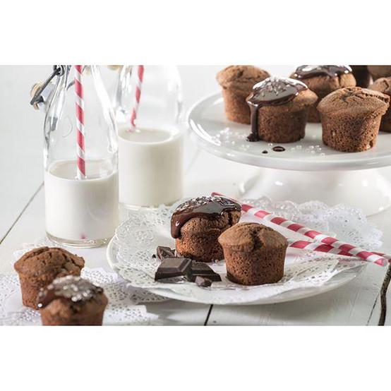 Mini Muffin Silicone Baking Mold