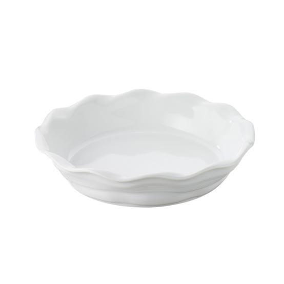 Crumpled Pie Dish