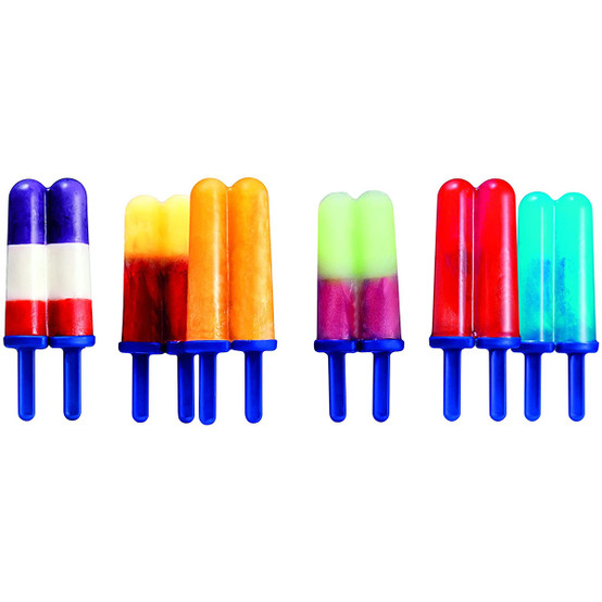 Twin Pop Molds (Set of 4)