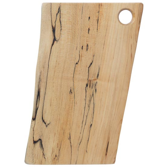 Spalted Maple Board 12in