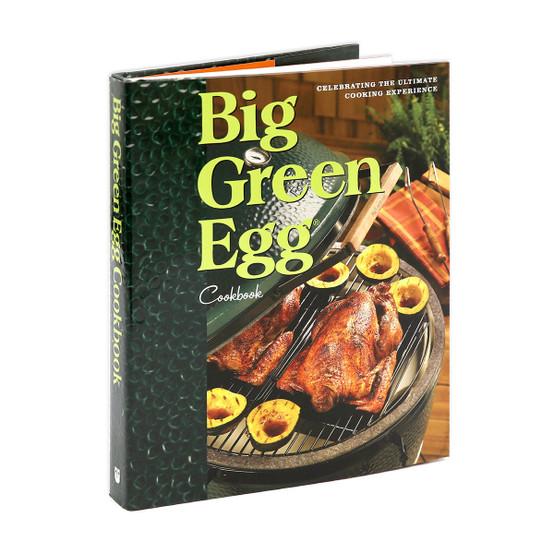 Big Green Egg Hardcover Cookbook