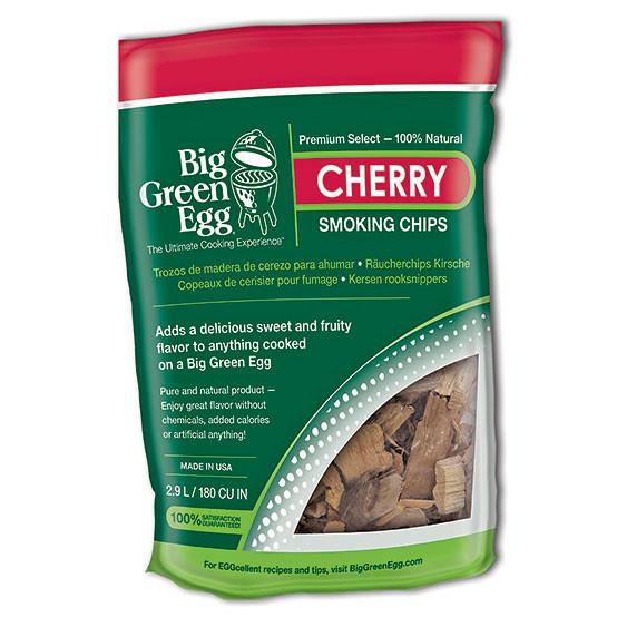 Premium Kiln Dried Cherry Wood Chips (180ci / 3L)