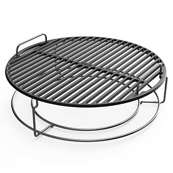 Cast Iron Dual Side Grid for Small EGG 13 in