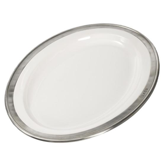 Small Convivio Oval Serving Platter