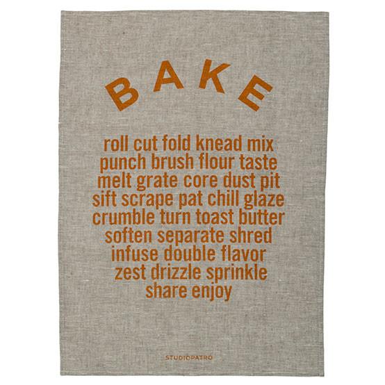 Bake Tea Towel