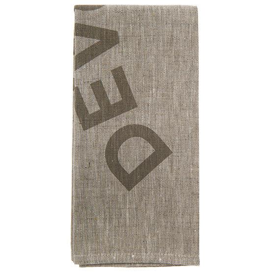 Devour Tea Towel