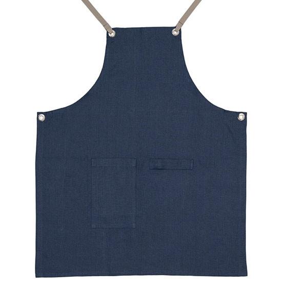 Kitchen Apron - Slate Blue