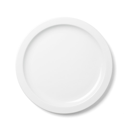 New Norm, Dinner plate, White, 11 in