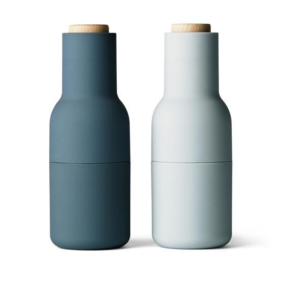Bottle Grinder, small, Blues 2-pack