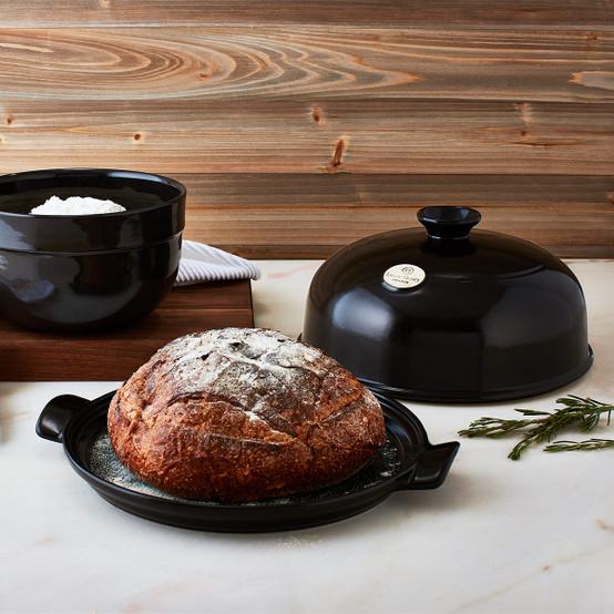 Bread Cloche in Charcoal