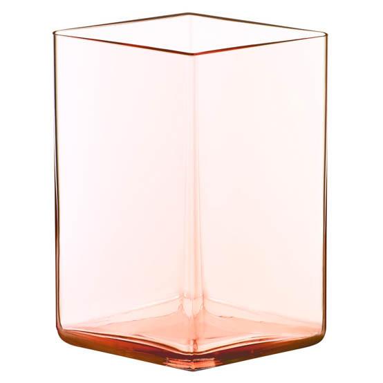 Ruutu 4.5 x 5.5 inch Vase