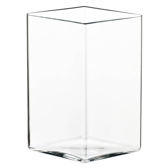 Ruutu 8 x 10.75 inch Vase