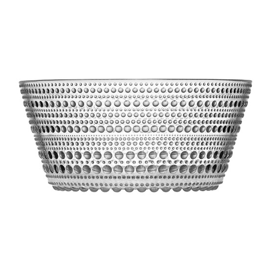 Kastehelmi bowl 1.5qt clear