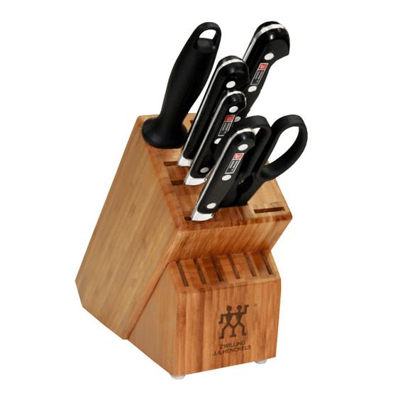 Professional S 7-pc Knife Block Set