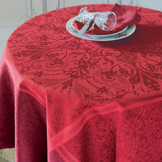 Cassandre Grenat Tablecloth