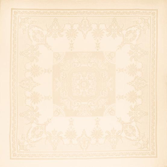 Beauregard Ivoire Tablecloth