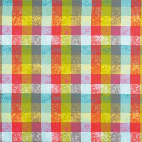 Mille Couleurs Paris Tablecloth