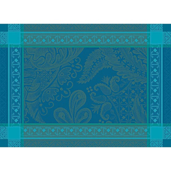 Isaphire Emeraude Placemat
