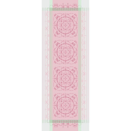 Eugenie Candy Table Runner