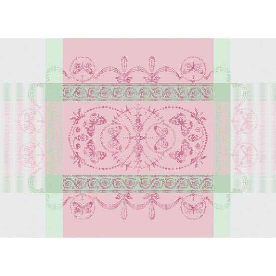 Eugenie Candy Placemat 15 x 21