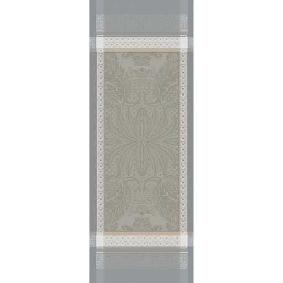 Isaphire Platine Tablerunner 21 x 59