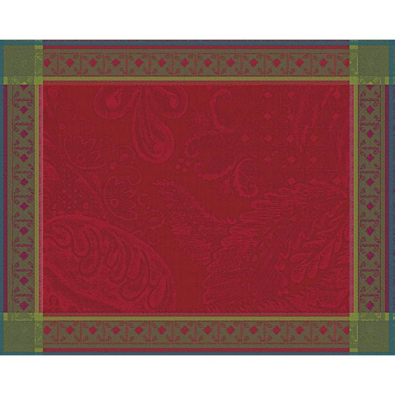 Isaphire Rubis Placemat