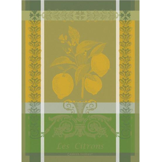 Citrons Zeste Kitchen Towel